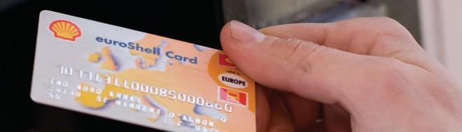 Shell Card Online